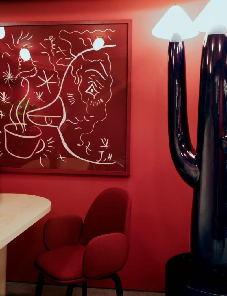 Jaime Hayon - design, humor i emocje - Lounge Club dla marki Fritz Hansen