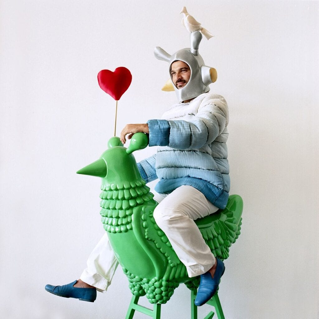 Jaime Hayon - design, humor i emocje - Jaime Hayon - design, humor i emocje - The Fantasy - Lladró