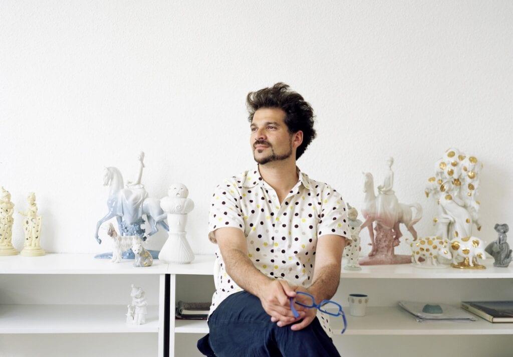 Jaime Hayon - design, humor i emocje