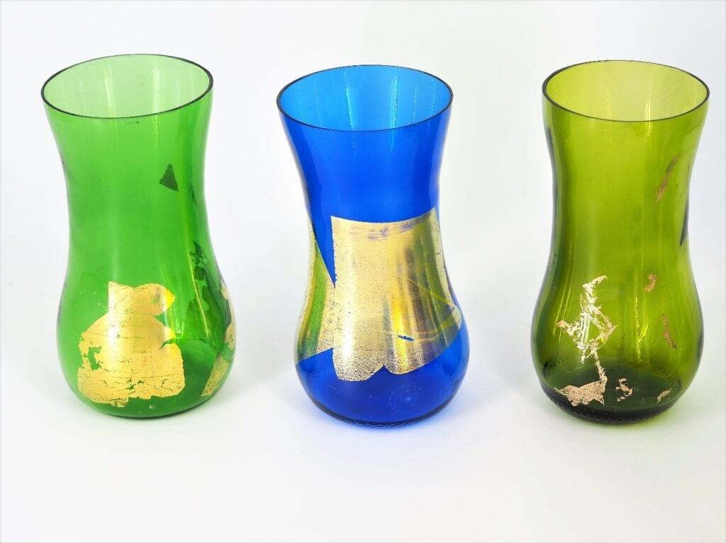 """Konkurs """"Młodzi na start"""" 2020 rozstrzygnięty - kolekcja ekologicznych wazonów Re-Vase -Natalia Komorowska"""