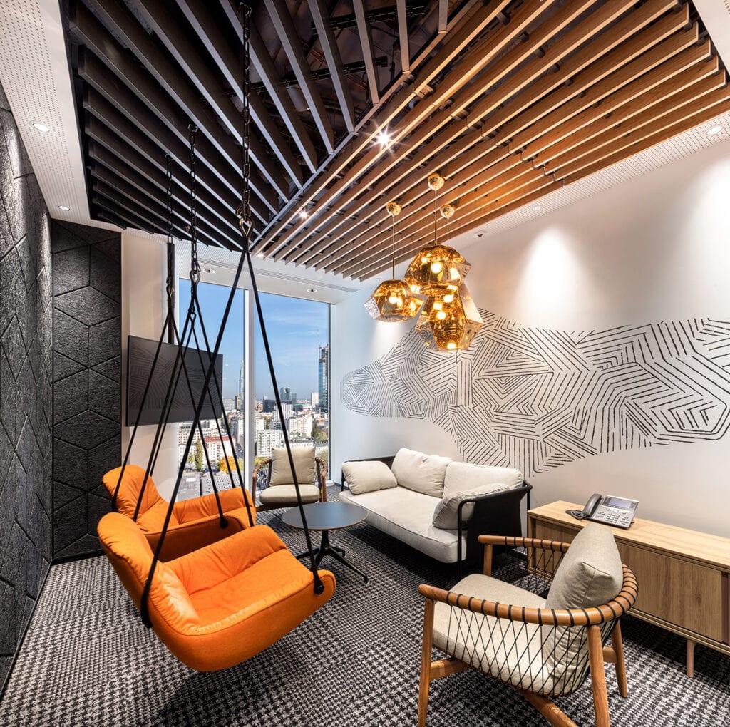 Oracle - ponadczasowe biuro projektu Massive Design - foto Szymon Polański