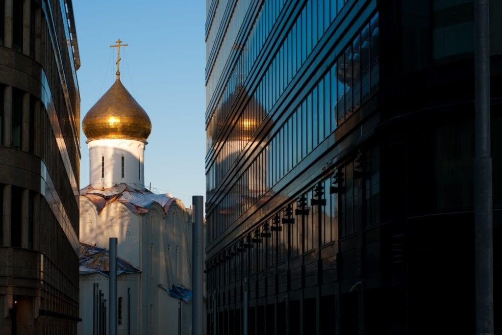 Projekty APA Wojciechowski przy Placu Białym w Moskwie wyróżnione!