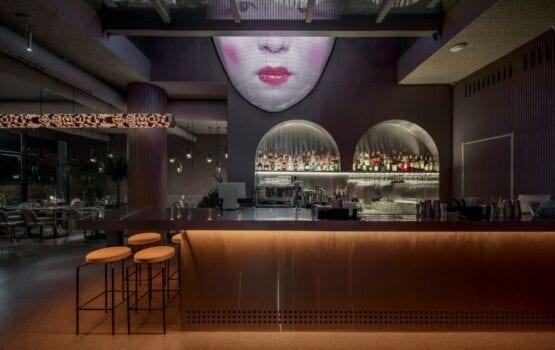 Restauracja China Ma projektu Yod Design Lab