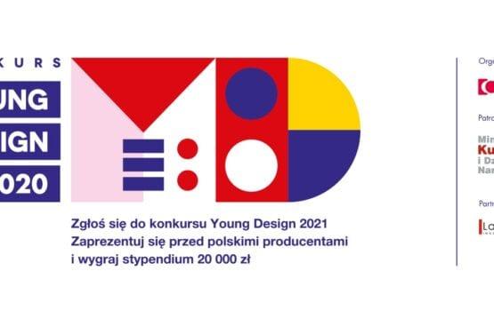 Ruszył konkurs dla młodych projektantów – Young Design 2020