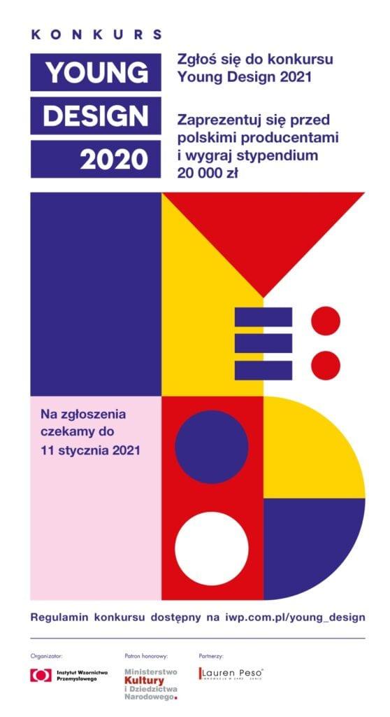 Ruszył konkurs dla młodych projektantów - Young Design 2020