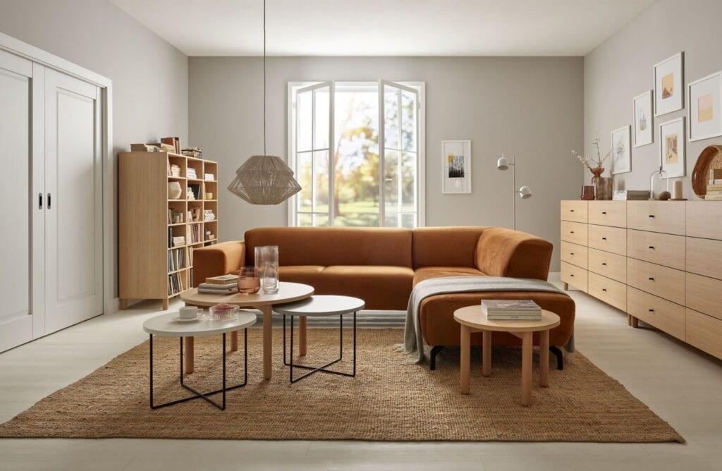 Salonowa gwiazda - sofa, która zawładnie Twoim wnętrzem