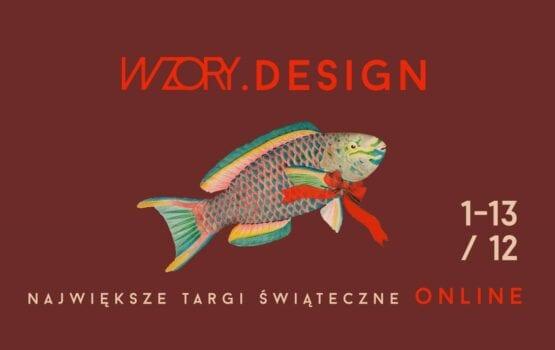 Świąteczne Targi WZORY ONLINE – postaw na polskich projektantów