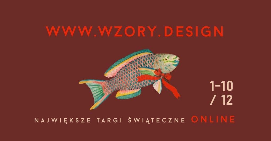 Świąteczne Targi WZORY ONLINE - postaw na polskich projektantów