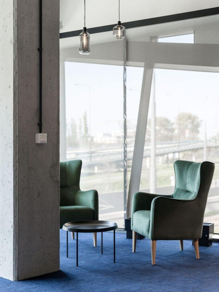 The Design Group i biuro polskiego oddziału firmy Xceedance - zdjęcia fotomohito