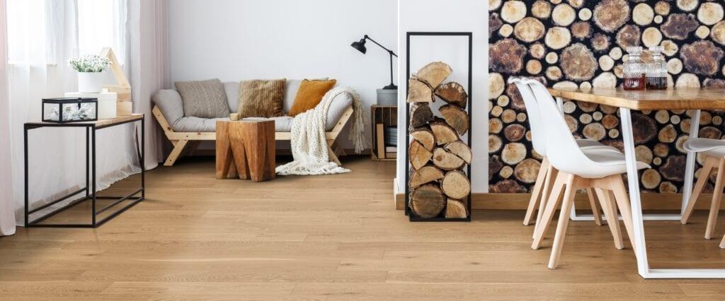Zgrany duet, czyli z jakimi stylami łączyć drewnianą podłogę? Antique Rivaner