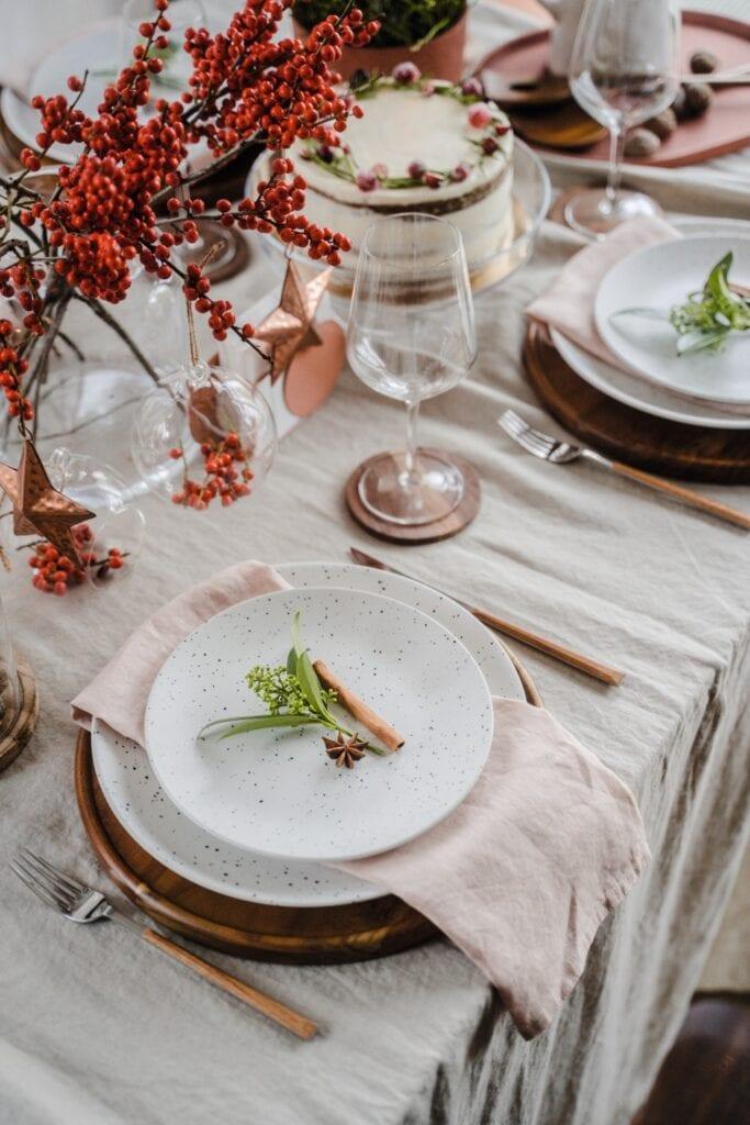 Zimowe zaproszenie do stołu od marki VOX