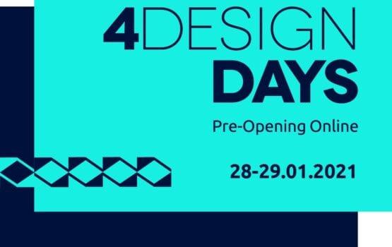 4 Design Days Pre-Opening Online – 2 dni z architekturą i designem