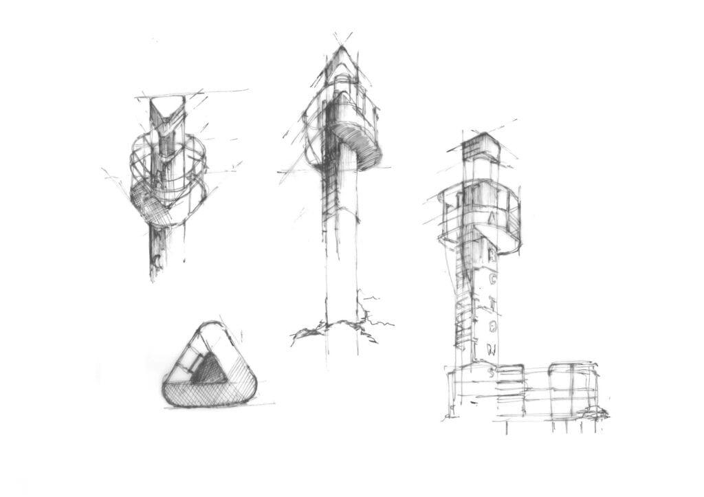 Antarktyczna latarnia morska spod kreski Kuryłowicz & Associates - Karolina Czumaj