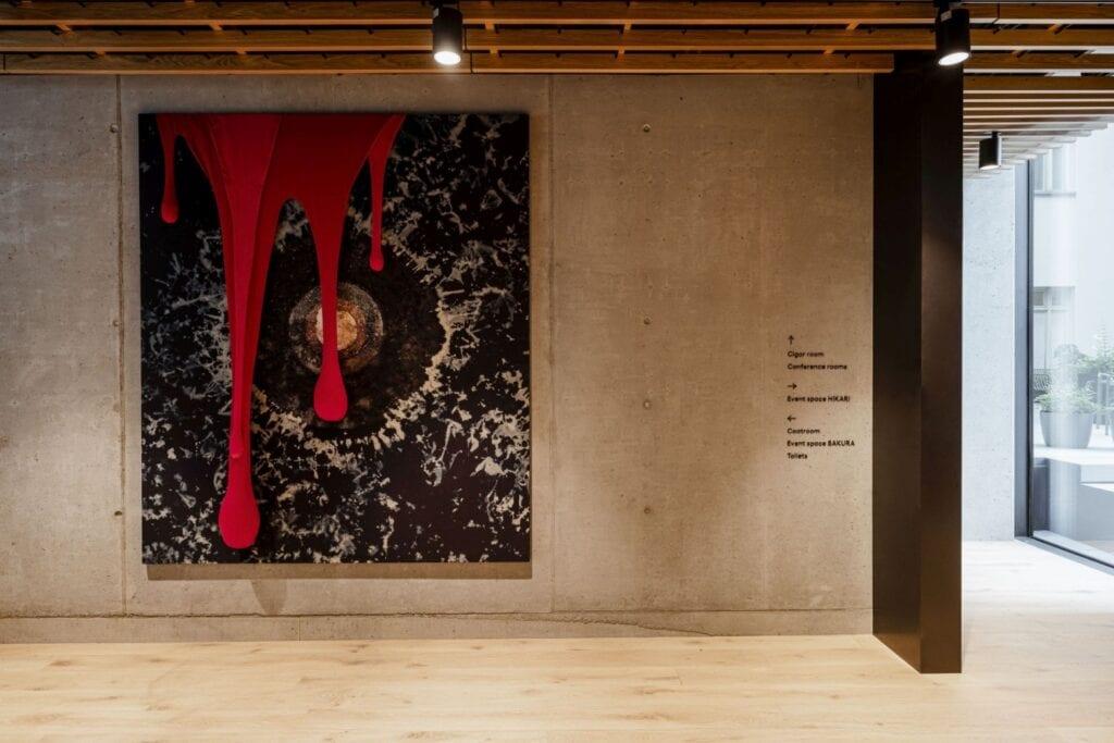 Art in Architecture Festival - Nobu Hotel - foto Pion Photography