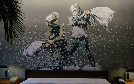 Banksy – wyjątkowy artysta street art