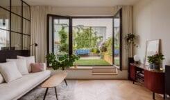 Dembowska Studio i przestronne mieszkanie na warszawskim Wilanowie