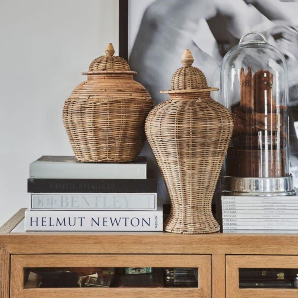 Dodatki, meble oraz dekoracje do domu od marki Riviera Maison