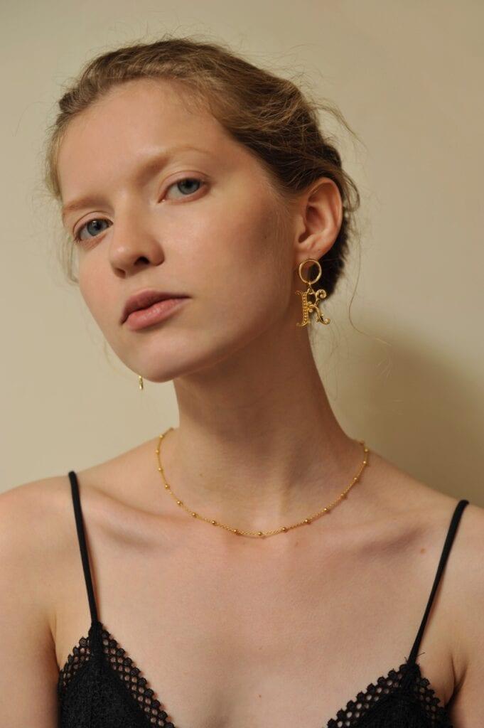 GROOVY - wyjątkowa biżuteria od Joanny Mach i Doroty Staniec - kolczyki solo tu
