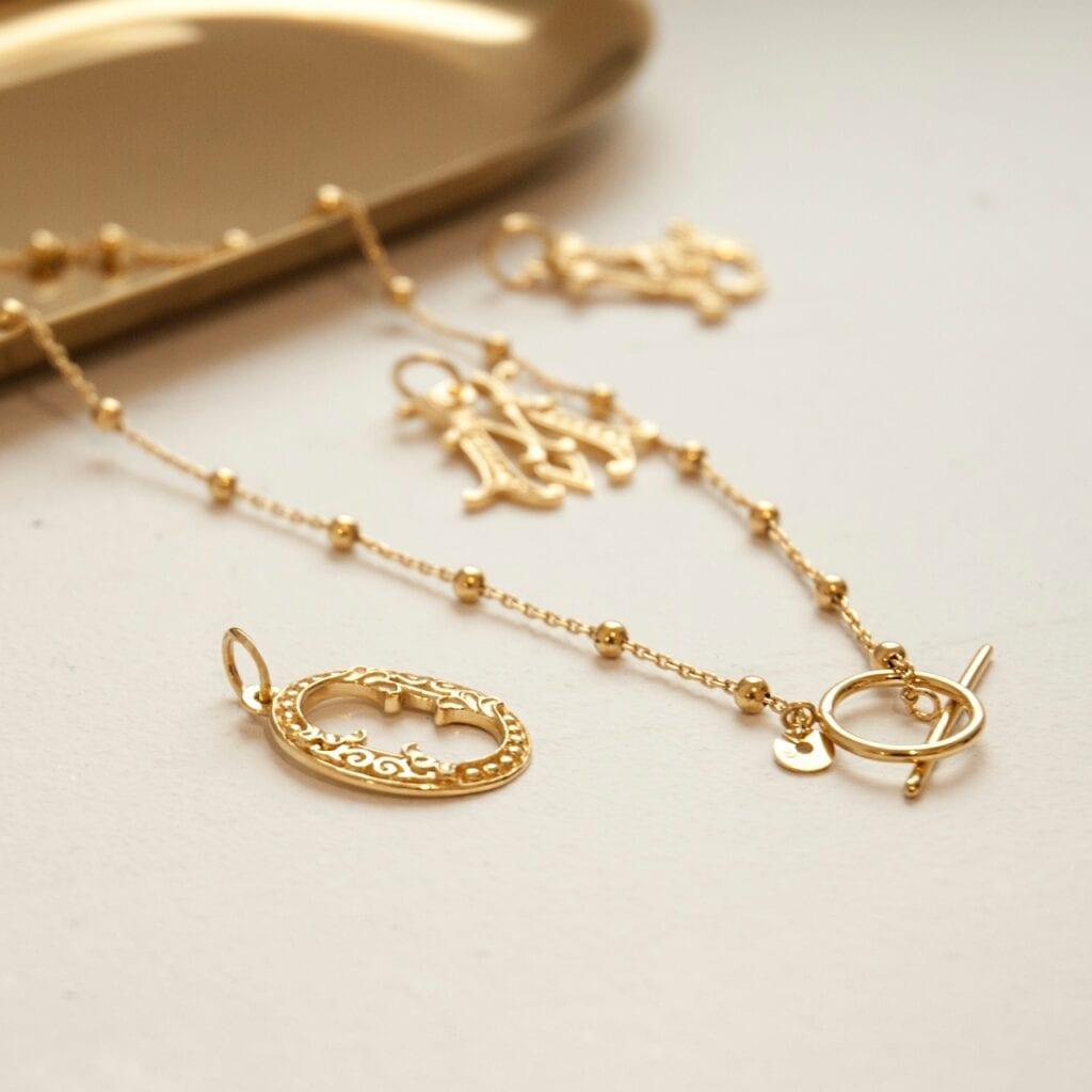 GROOVY - wyjątkowa biżuteria od Joanny Mach i Doroty Staniec - naszyjnik solo tu