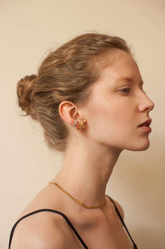 GROOVY - wyjątkowa biżuteria od Joanny Mach i Doroty Staniec - nausznice