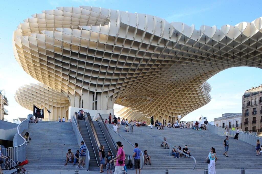 Jürgen Mayer H. w cyklu Mistrzowie Architektury - Metropol Parasol - foto Nikkol Rot