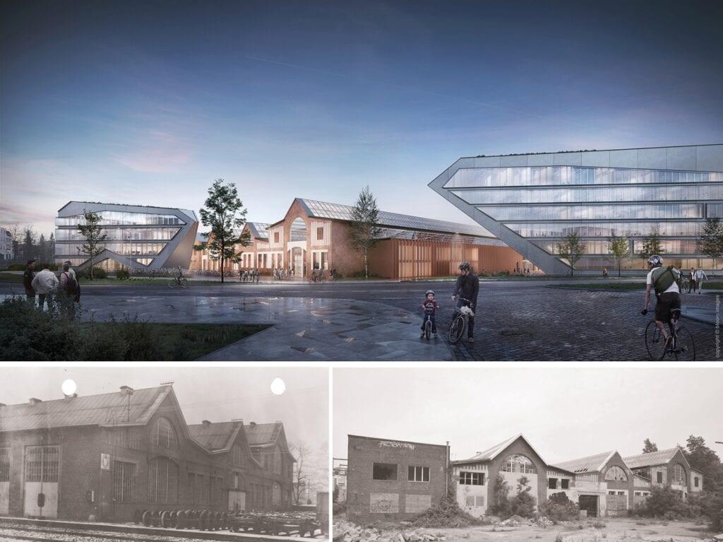 Jürgen Mayer H. w cyklu Mistrzowie Architektury - RAW Campus - Potsdam