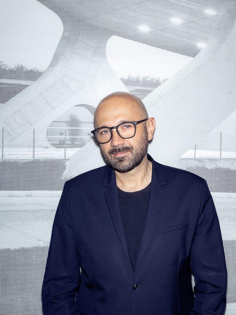 Jürgen Mayer H. - foto Tom Wagner