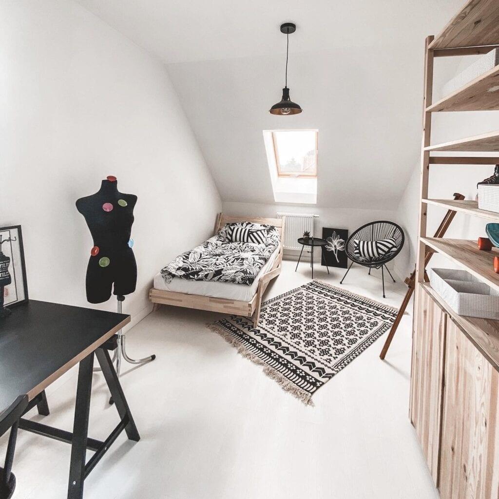 Made by Ruda i jej 140-metrowy dom urządzony polskim designem