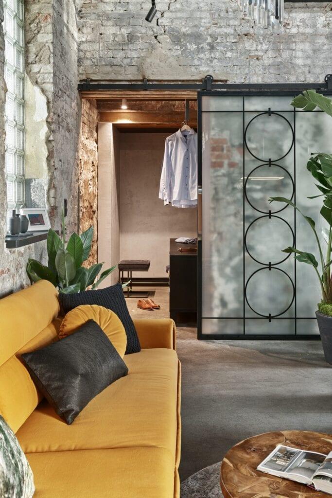 Mieszkanie w stylu loft od pracowni Sikora Wnętrza - zdjęcia Tom Kurek