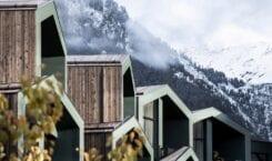 Network of Architecture i projekt rozbudowy hotelu w Tyrolu