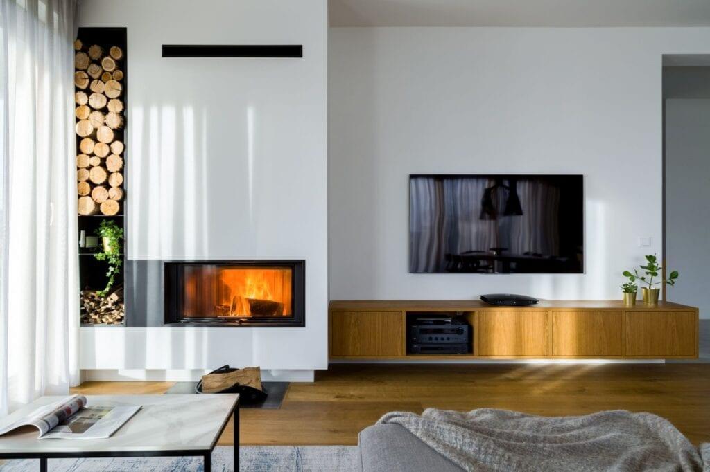 Oaza spokoju dla rodziny, czyli dom pod Łodzią projektu 3XEL Architekci - foto Dariusz Jarząbek