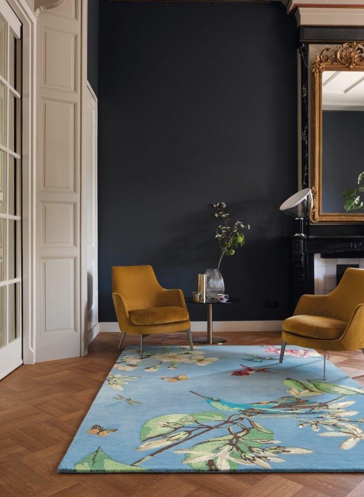 Piękne dywany do wnętrz - porady od CARPETS & MORE