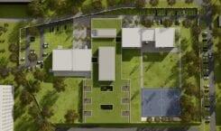 Projekt szkoły specjalnej na osiedlu Pawlikowskiego od pracowni Toprojekt