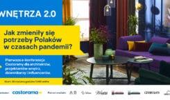 Wnętrza 2.0 – pierwsza e–konferencja Castoramy dla architektów, projektantów i…