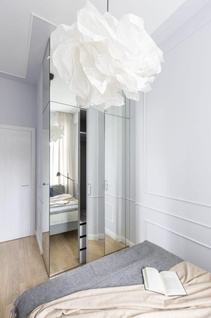 38-metrowe mieszkanie w Warszawie projektu Decoroom - foto Pion Poziom