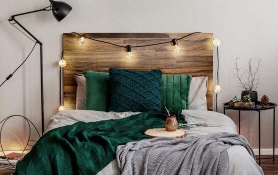 Blaty drewniane w całym mieszkaniu – 8 nieoczywistych zastosowań