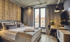 Aparthotel The Bridge Suites w Krakowie zaprasza na Podgórze