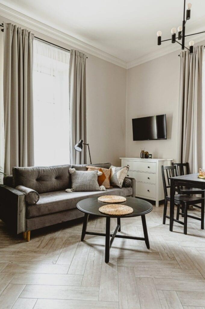 Boho House – klimatyczny i stylowy aparthotel w Ustrzykach Dolnych
