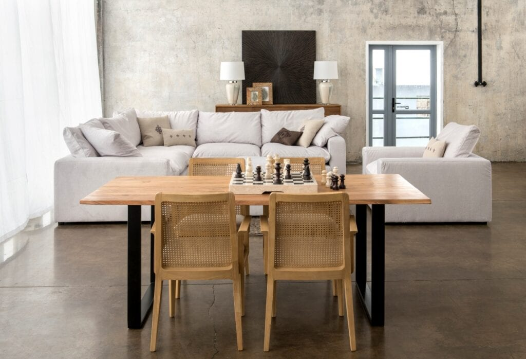 Desert Lodge - nowa kolekcja mebli od Miloo Home