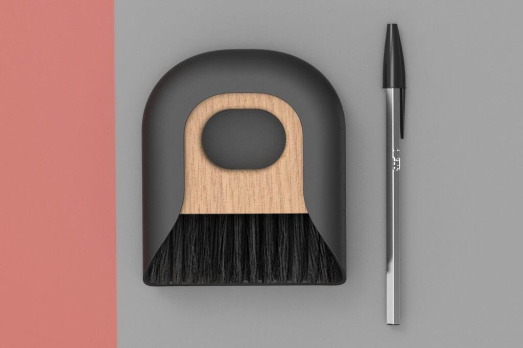 Designerska szufelka projektu Alessio Romano design studio