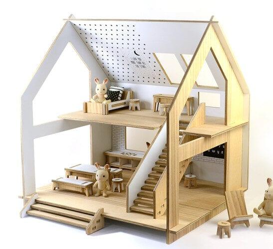 Domek-drewniany-HIGHLINE-Tamido