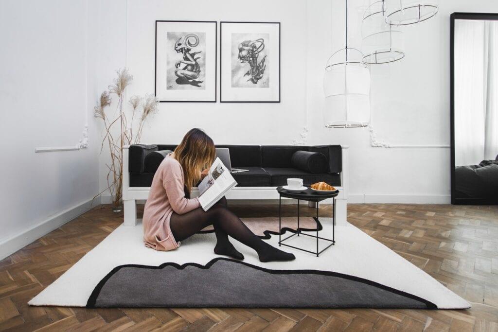 Dywanowy – kiedy dywan opowiada Ci niewiarygodne historie - dywan Zbliżenie