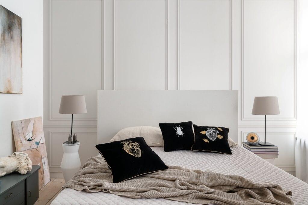 Ekskluzywne poduszki dekoracyjne od Maja Laptos Studio - photos: Katarzyna Seliga-Wróblewska, Marcin Wróblewski / Fotomohito