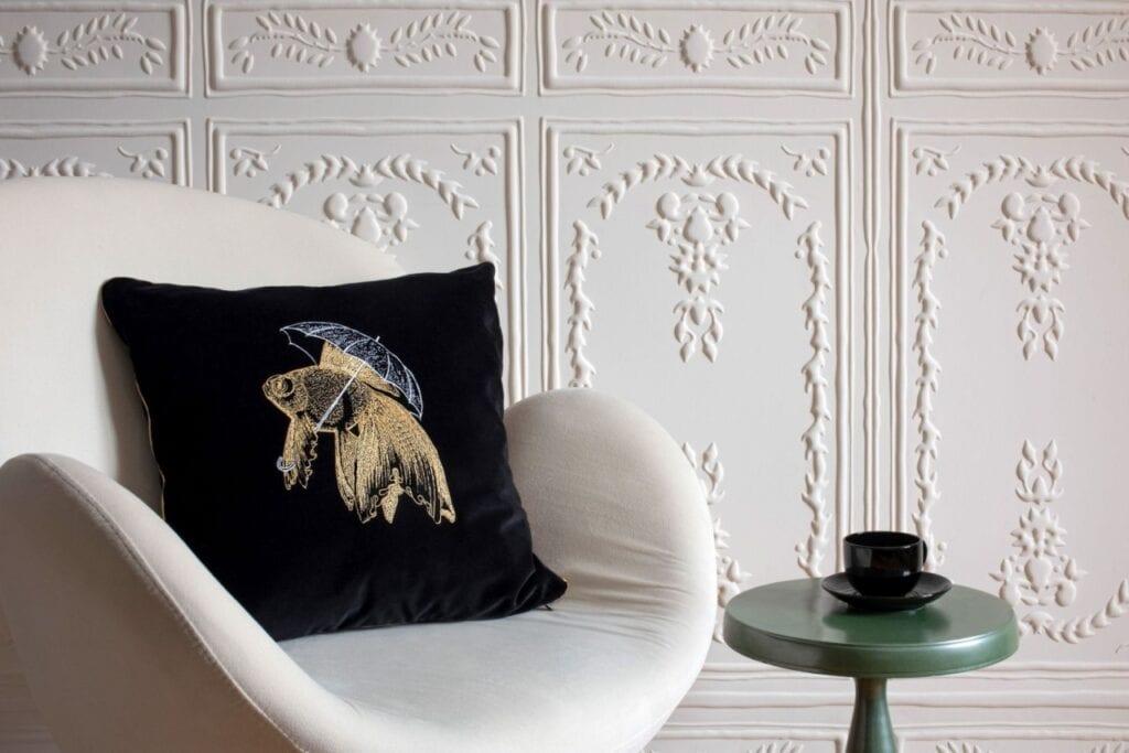 Ekskluzywne poduszki dekoracyjne od Maja Laptos Studio