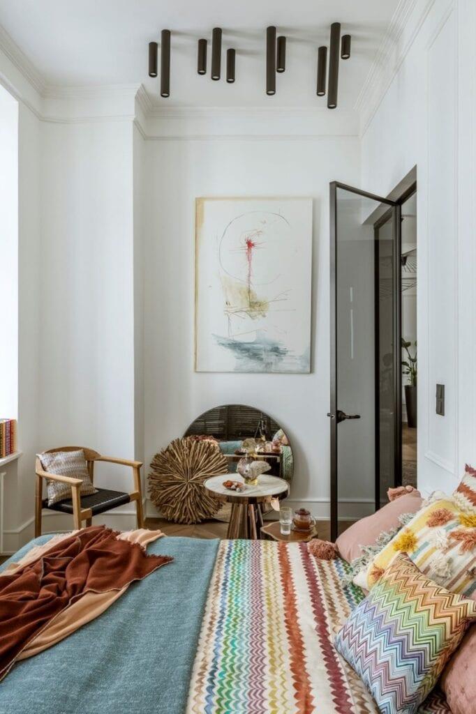 GoszczDesign i piękne mieszkanie w kamienicy - foto Yassen Hristov