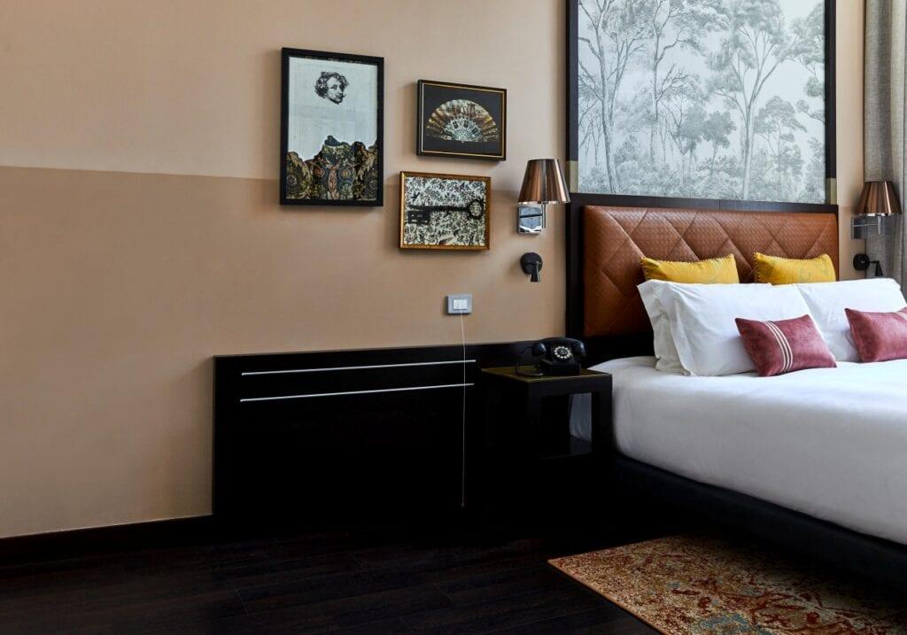 Hotel Indigo Venice - wyjątkowy hotel butikowy - projekt - THDP - foto Veerle Evens Photography
