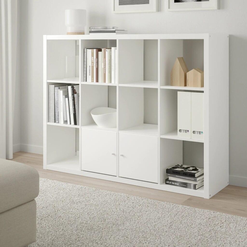 IKEA - historia marki i jej najciekawsze projekty - Regał KALLAX