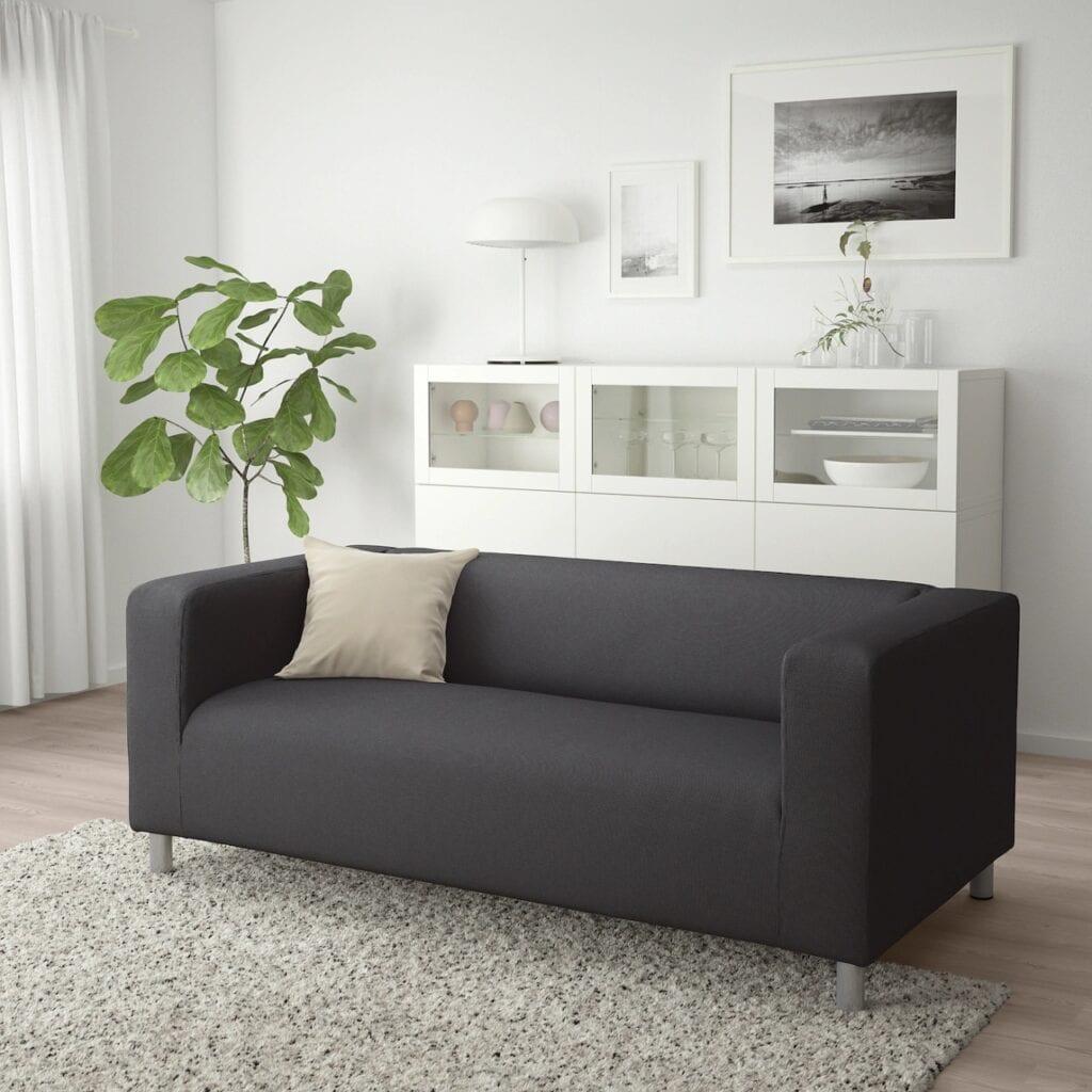 IKEA - historia marki i jej najciekawsze projekty - Sofa KLIPPAN