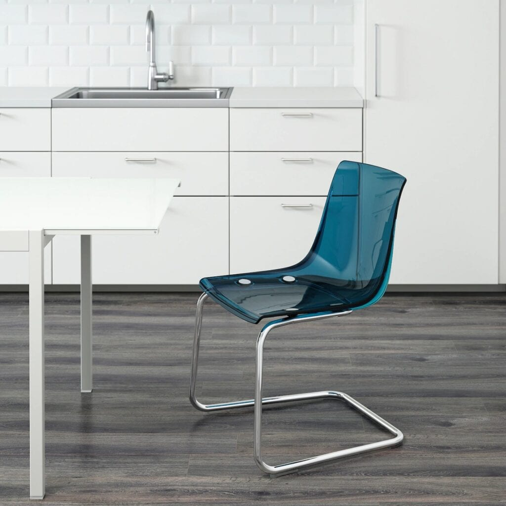 IKEA - historia marki i jej najciekawsze projekty - Krzesło TOBIAS