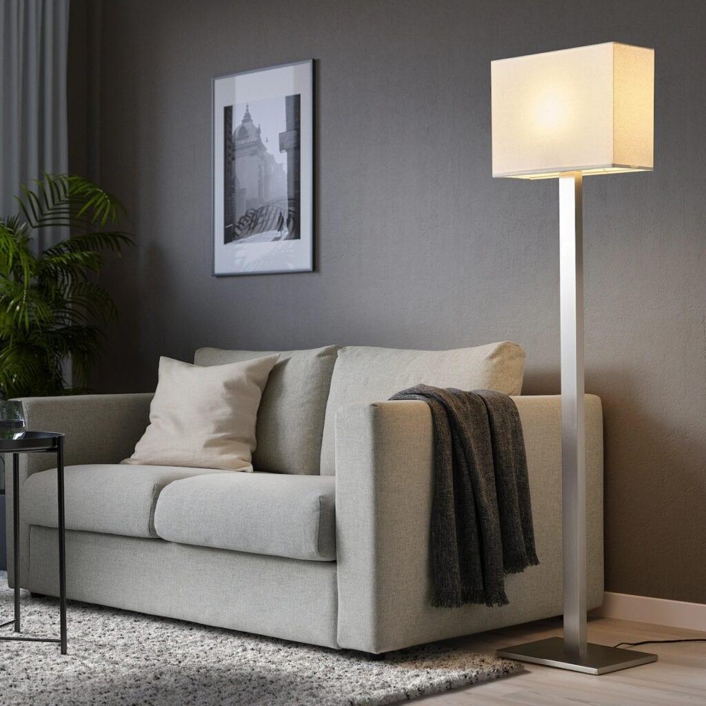 IKEA - historia marki i jej najciekawsze projekty - Lampa TOMELILLA